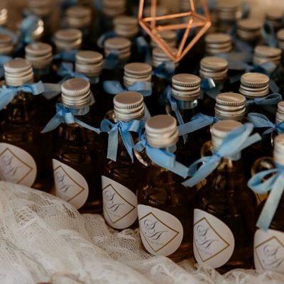 Décoration Mariage bouteille